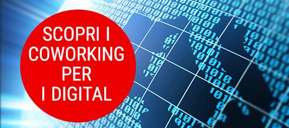 contatto coworking per digital e informatici